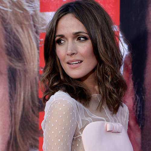 Rose Byrne in Emilio Pucci Fall 2013 Dress at The Internship