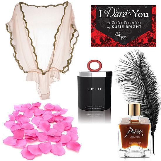 What do you get when posh meets passion? Shop sexy wedding night gifts that will certainly keep on giving over on POPSUGAR Love & Sex.