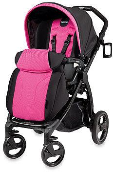 Peg Perego® Book Plus Reversible Stroller - Fuchsia