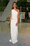Alessandra Ambrosio attended the CFDA Fashion Awards.