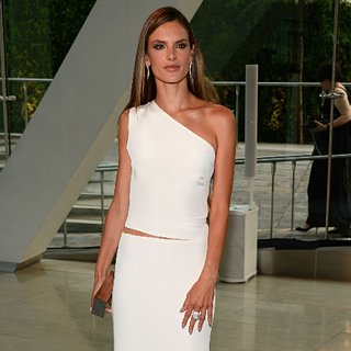 Victoria's Secret Angels in White Dresses | CFDA Awards 2013