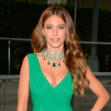Sofia Vergara Hair at the CFDA Awards 2013