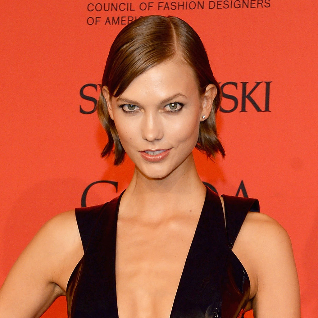 Karlie Kloss Hair at CFDA Awards 2013
