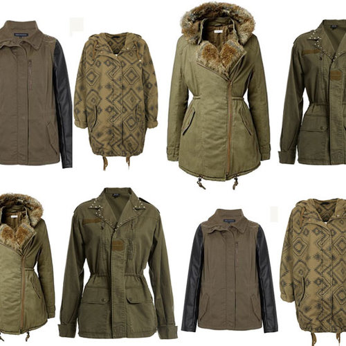Top Ten Best Anorak Army Jackets to Shop Online Now