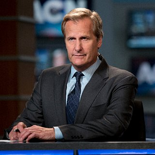 The Newsroom Season Two Desert Trailer