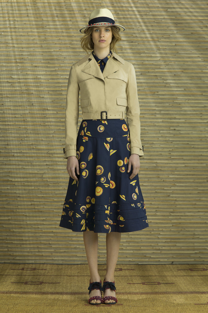 Tory Burch Resort 2014 Photo courtesy of Tory Burch
