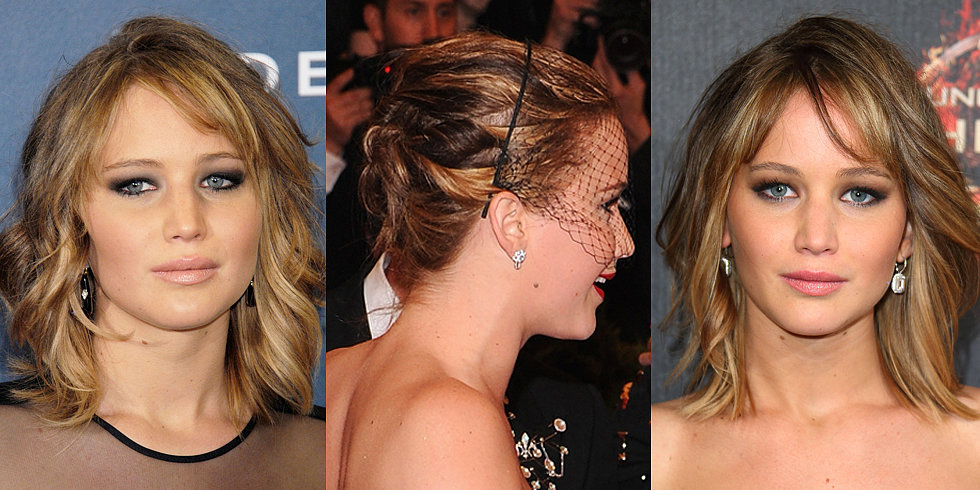 1 Style, 3 Ways: The Jennifer Lawrence Lob