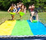 Make a Slip 'n Slide
