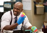 Terry Crews in Brooklyn Nine-Nine.