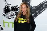 Beyoncé and Jay-Z Bring Their Love to Pharrell's Billionaire Boys Club