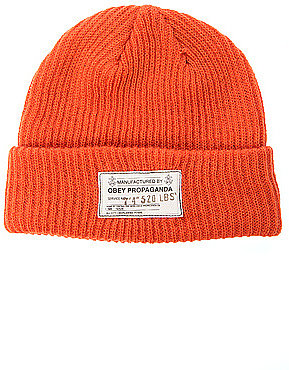 Obey The Draft Beanie