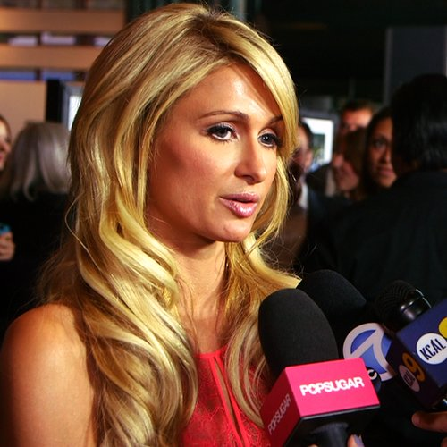 Paris Hilton Interview at The Bling Ring Premiere (Video)