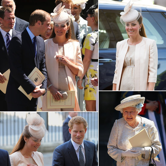 All Eyes Are on Kate Middleton at the Queen's 60th Coronation Anniversary