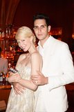 Erin Fetherston and Gabe Saporta at the Swarovski afterparty in New York. Photo: Matteo PrandoniBFAnyc.com