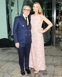 Tommy Hilfiger with wife Dee Ocleppo. Source: Billy Farrell/BFAnyc.com