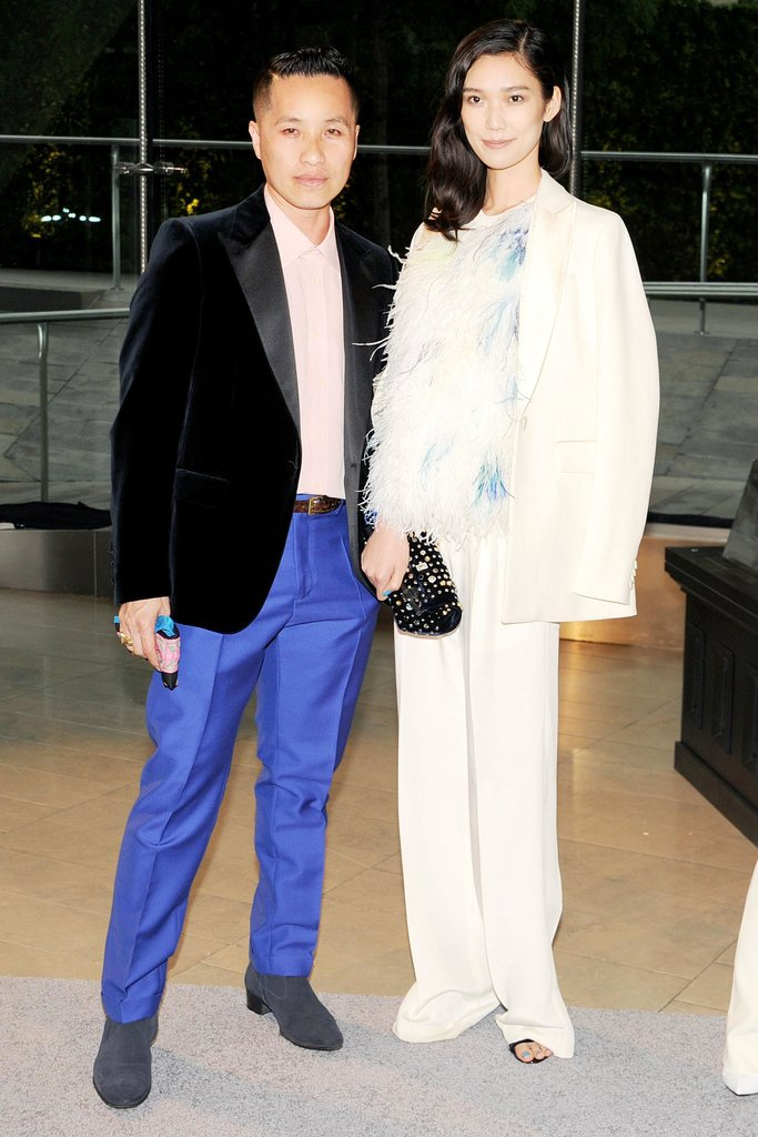 Phillip Lim and Tao Okamoto. Source: Billy Farrell/BFAnyc.com