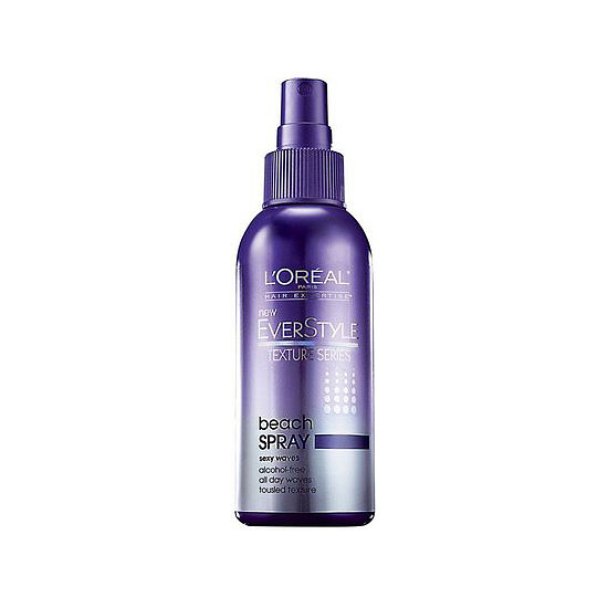 For beach waves that will stay all day, reach for L'Oréal EverStyle Texture Series Beach Spray ($7).