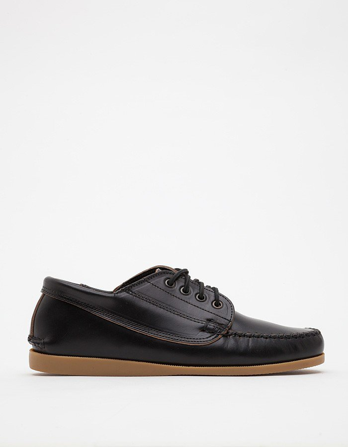 Like a modified boat shoe (and done in leather!), Quoddy's oxfords ($300) are destined to be any dad's new favorite shoe.