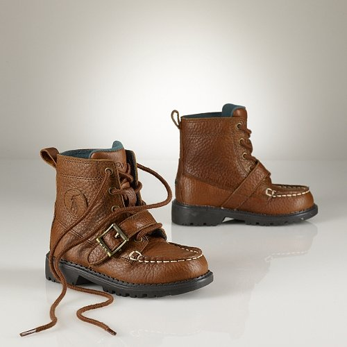 Ranger Leather Boot