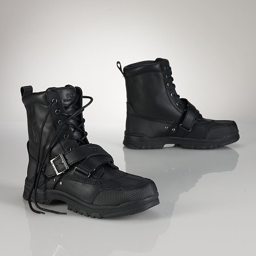 Junior Tavin Leather Boot