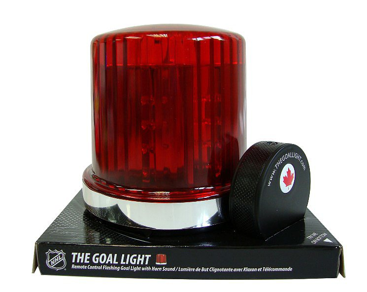 For the Hockey Player (or Fan): The Original Goal Light