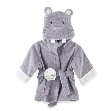 Hooded Hippo Robe