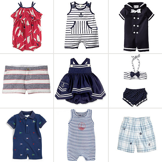 Ahoy! Set Sail With These Nautical Picks