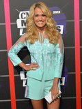 Carrie Underwood at the CMT Awards.
