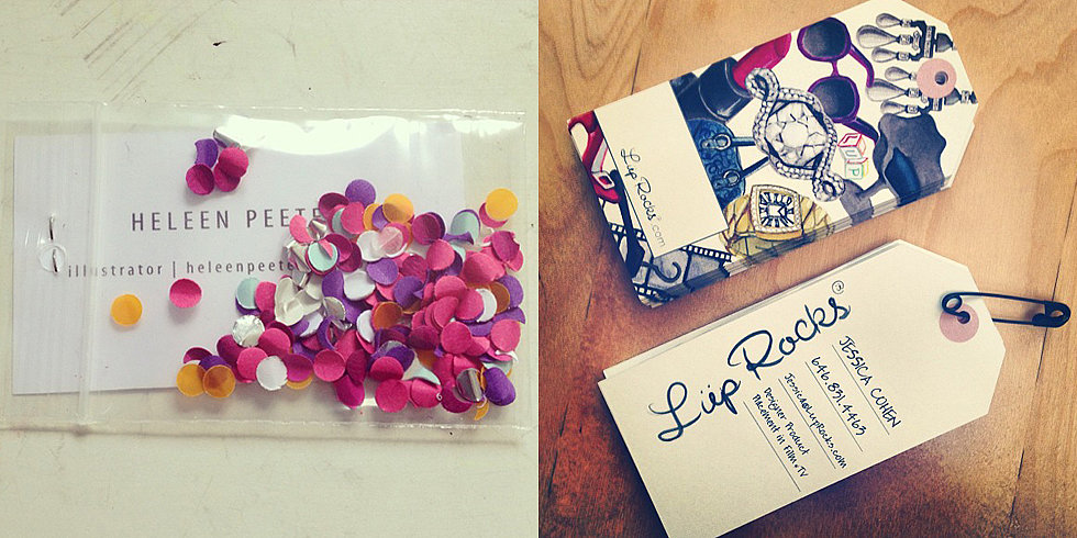 10 Out-of-the-Box Business Card Ideas From Instagram