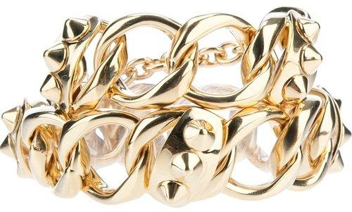 Dsquared2 chunky chain bracelet