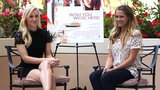 "Teresa Palmer on Wish You Were Here's ""Big Reveal"" and Why She Bypassed Her Party Years"