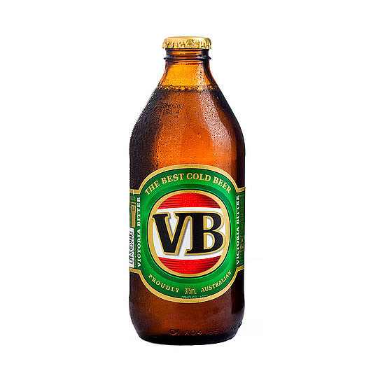 Victoria Bitter Per 375ml Bottle. . .