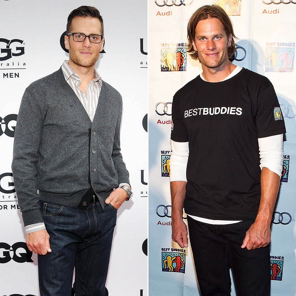 Tom Brady: Better With Long or Short Hair?
