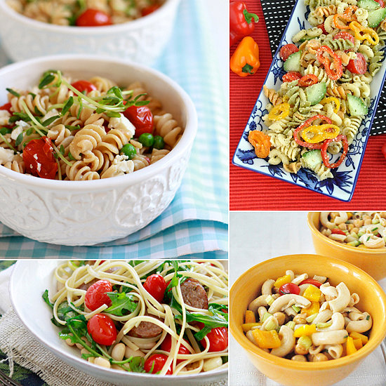 8 Pool Party Pastas the Kids Will Love!