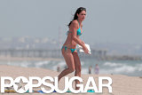 Desiree Hartsock hit the beach in LA.