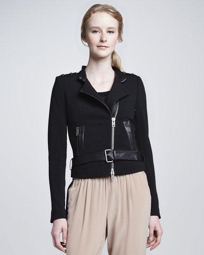 Rachel Zoe Freda Asymmetric Jacket, Black