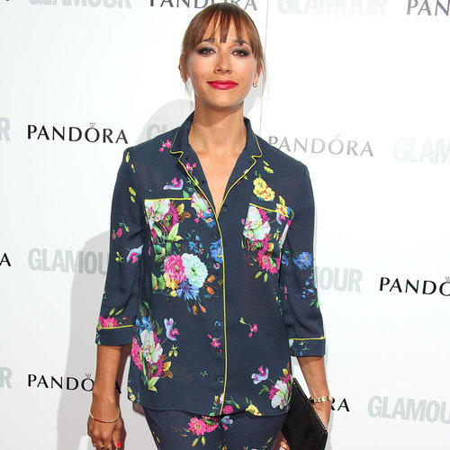 Rashida Jones in Erdem Pajama Trend