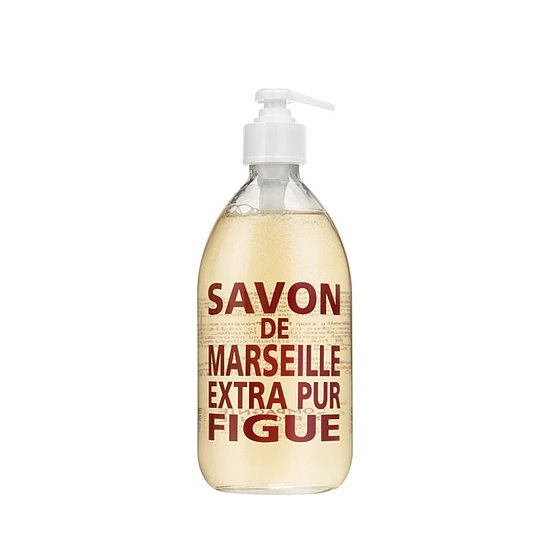 With a clean, extralarge font, Savon de Marseilles Soaps ($18) are simple and gorgeous.