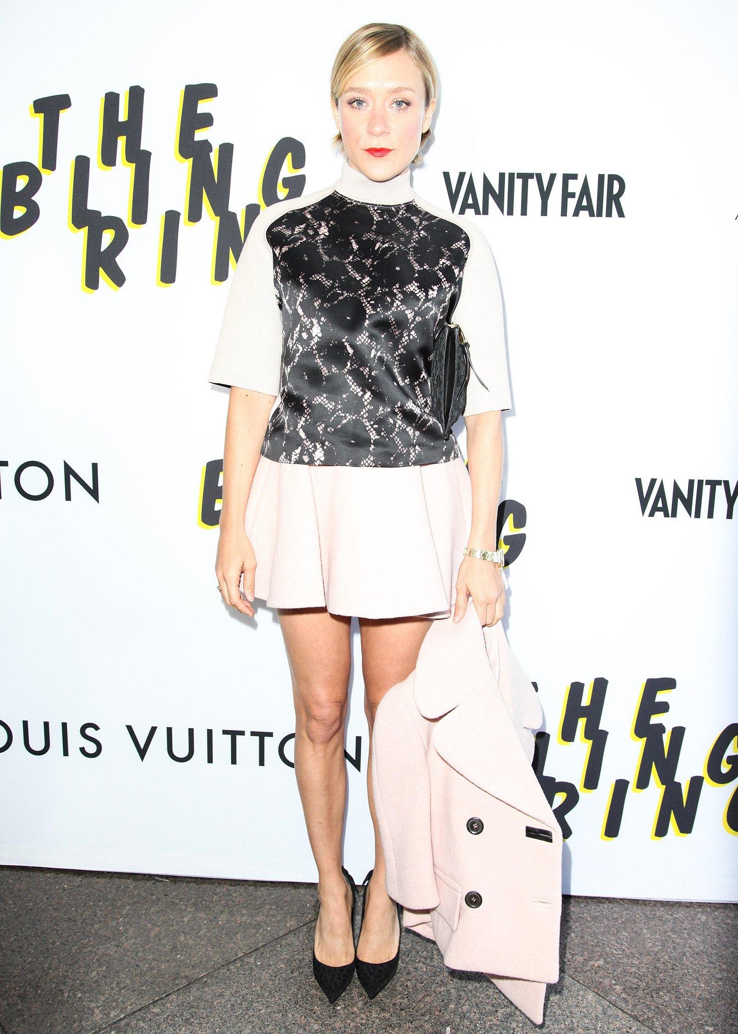 Chloë Sevigny at the Los Angeles premiere of The Bling Ring. Source: Aleks Kocev/BFAnyc.com