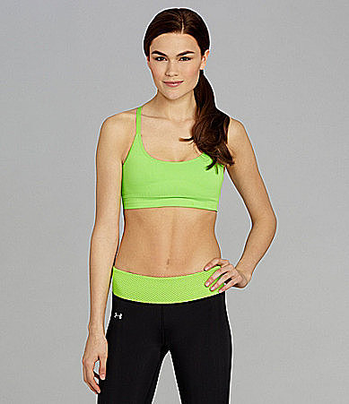 Under Armour Seamless Essentials Sports Bra