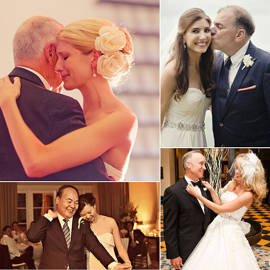 Daddy's Girl: Sweet Father/Daughter Wedding Moments