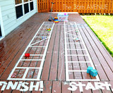 Turn the Deck Into a Massive Game Board