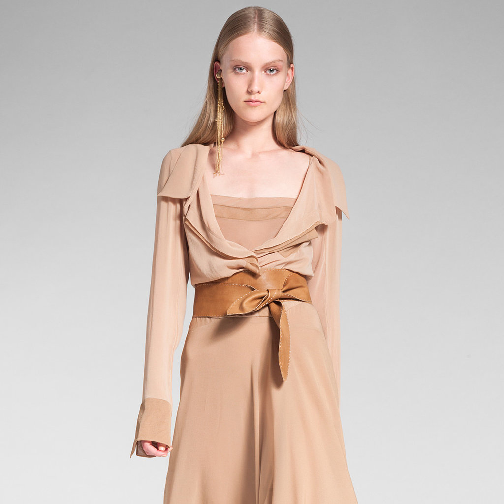 Donna Karan Resort 2014: Liquid Assets