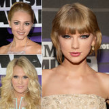 Blondes Were on Parade at the CMT Awards