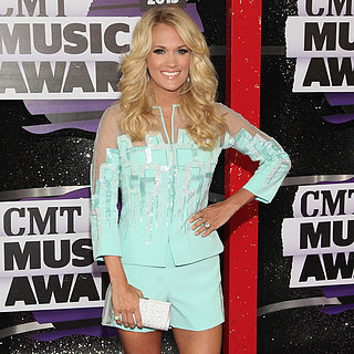 Carrie Underwood Outfit | CMT Awards 2013