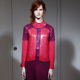 Marc by Marc Jacobs Resort 2014: Wearable Sparkle and Houndstooth With Bite