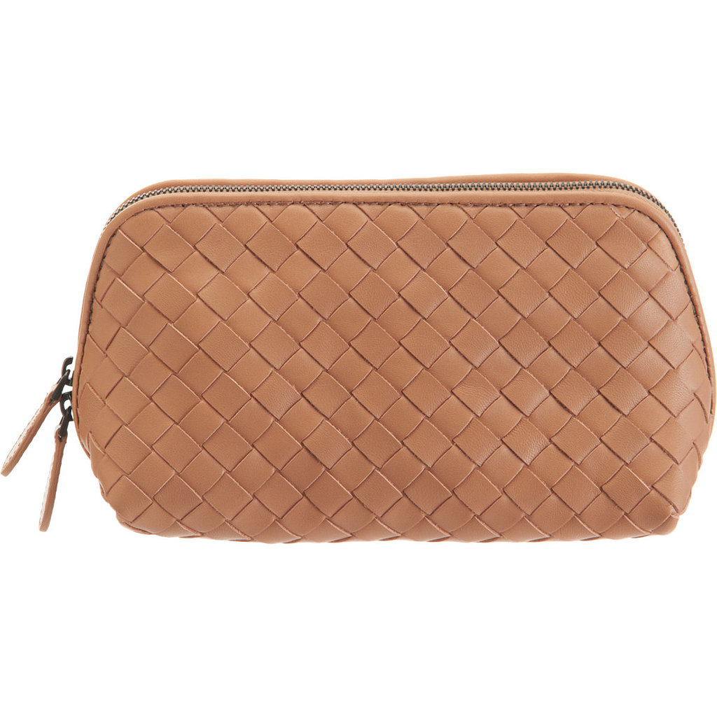 Full disclosure: we'd use this soft leather Bottega Veneta cosmetic pouch ($199, originally $490) as a clutch and be on our way. Try it!