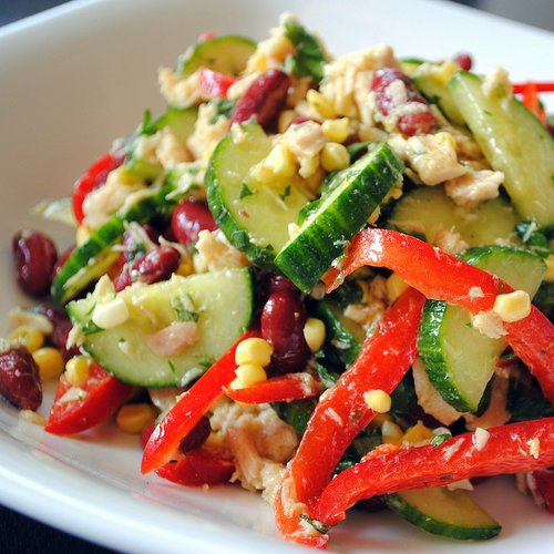 Santa Fe Tuna Salad