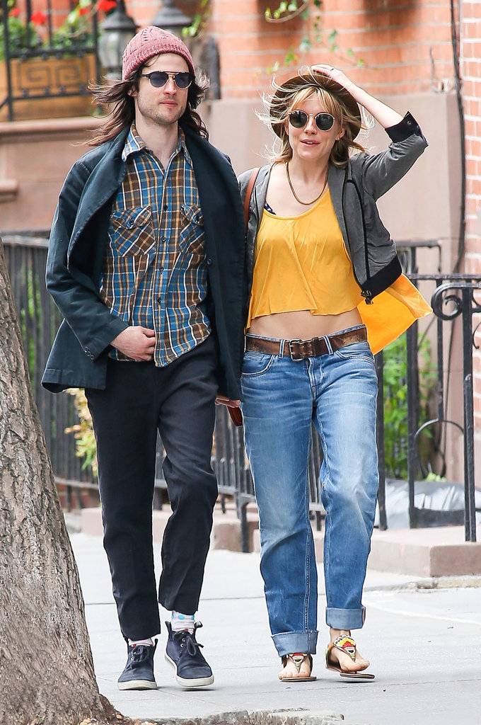 Sienna and Tom Take a Stroll Ahead of the Tonys