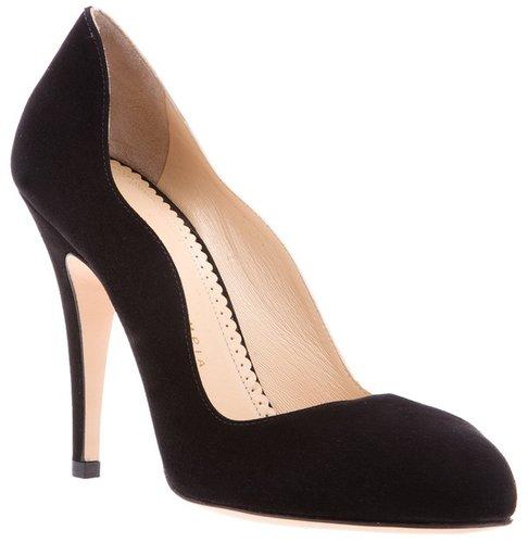 Charlotte Olympia 'Waverley' court shoe